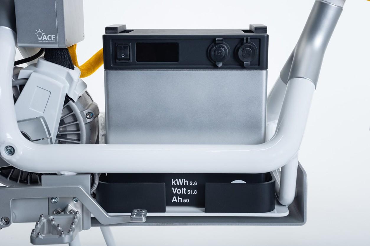 Шведский «пирожок»: бренд Cake показал удивительный электробайк