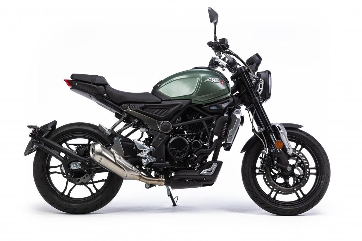 В России стартовали продажи мотоциклов Voge