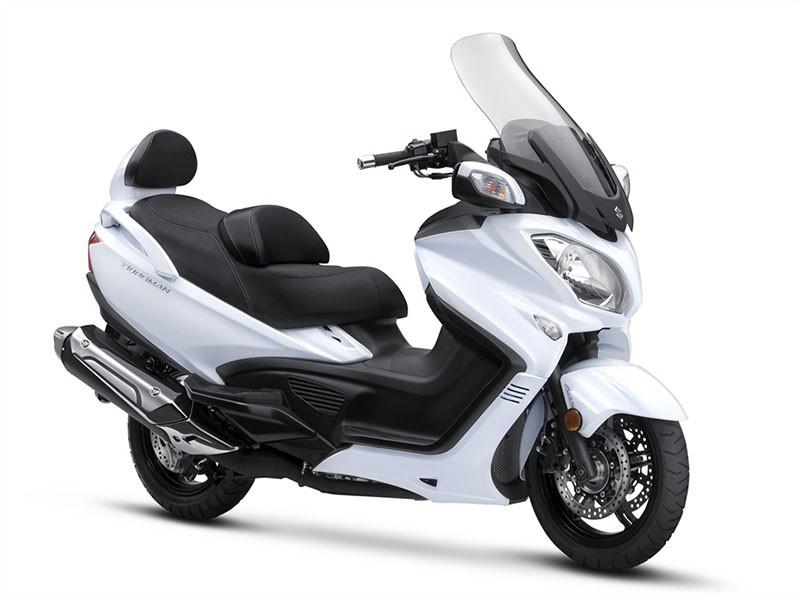 Suzuki снимет максискутер Burgman с производства?