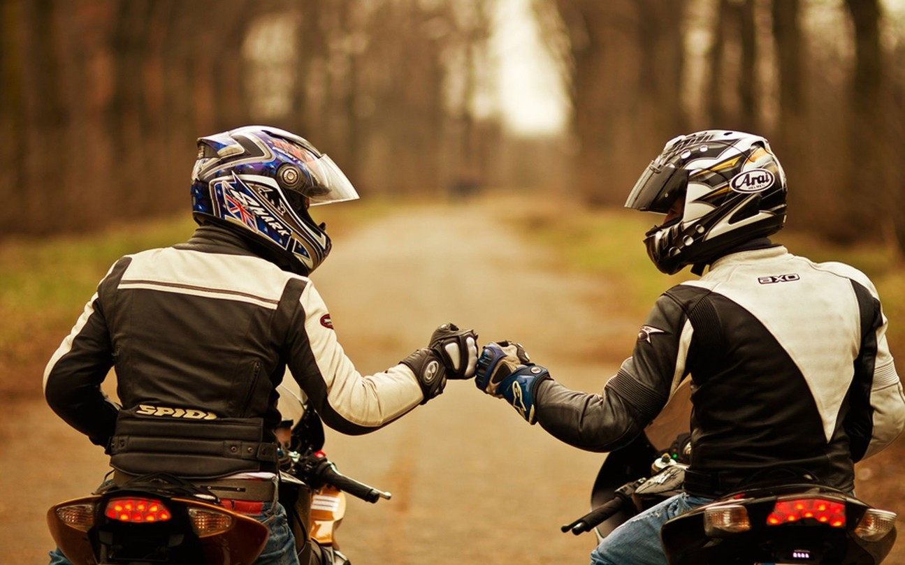 Люди – это те же мотоциклы: каждый по-разному затюнингован.