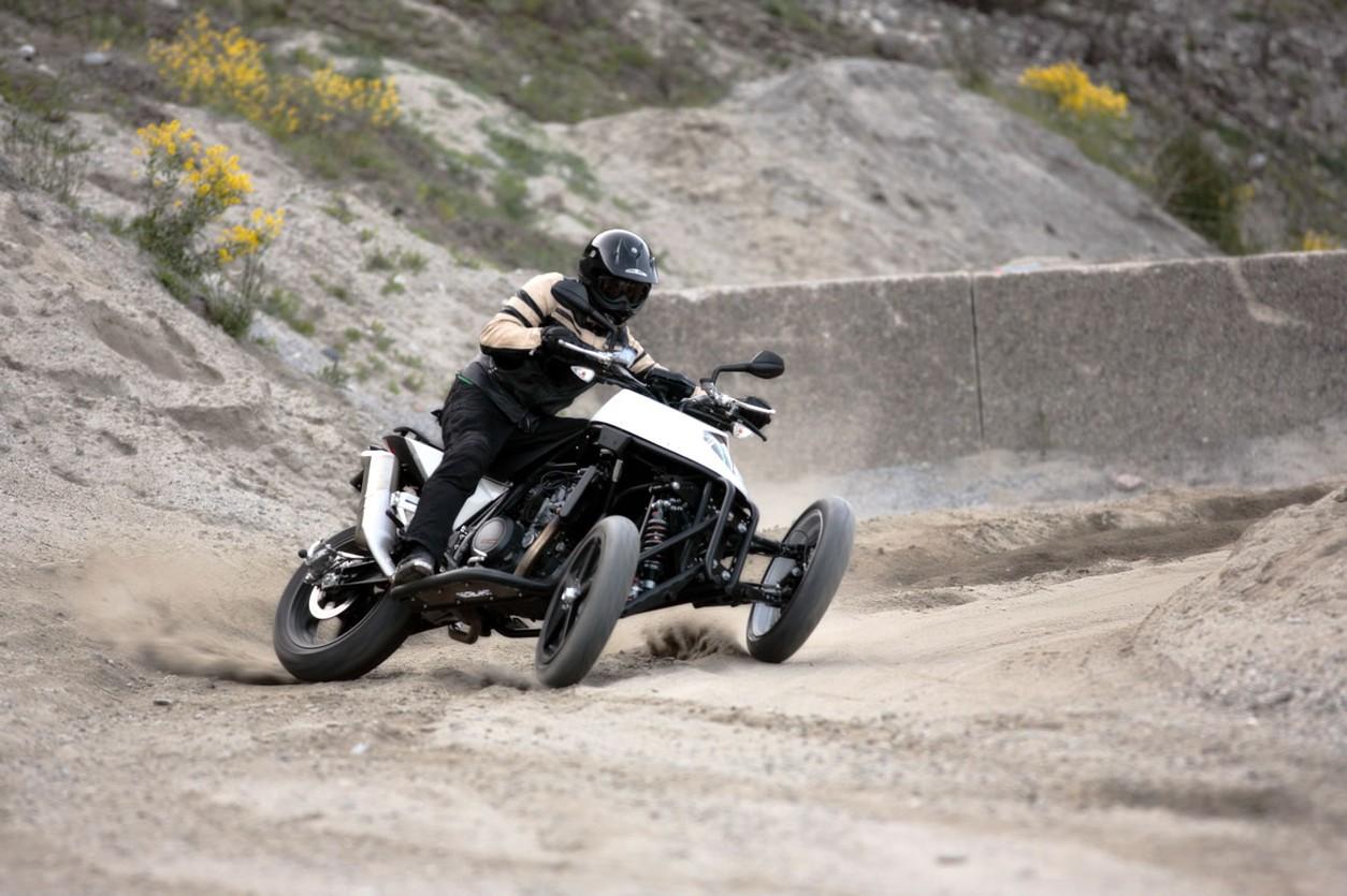 Yamaha продолжает развивать тему трёхколёсного мототранспорта. Ждём TriMAX?