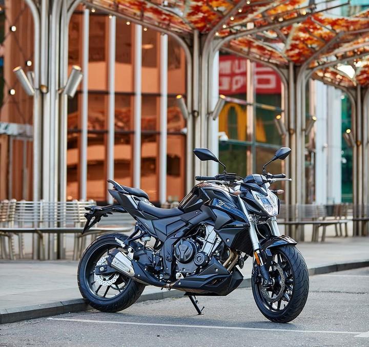 4 июля состоится большой тест-драйв мотоциклов Voge