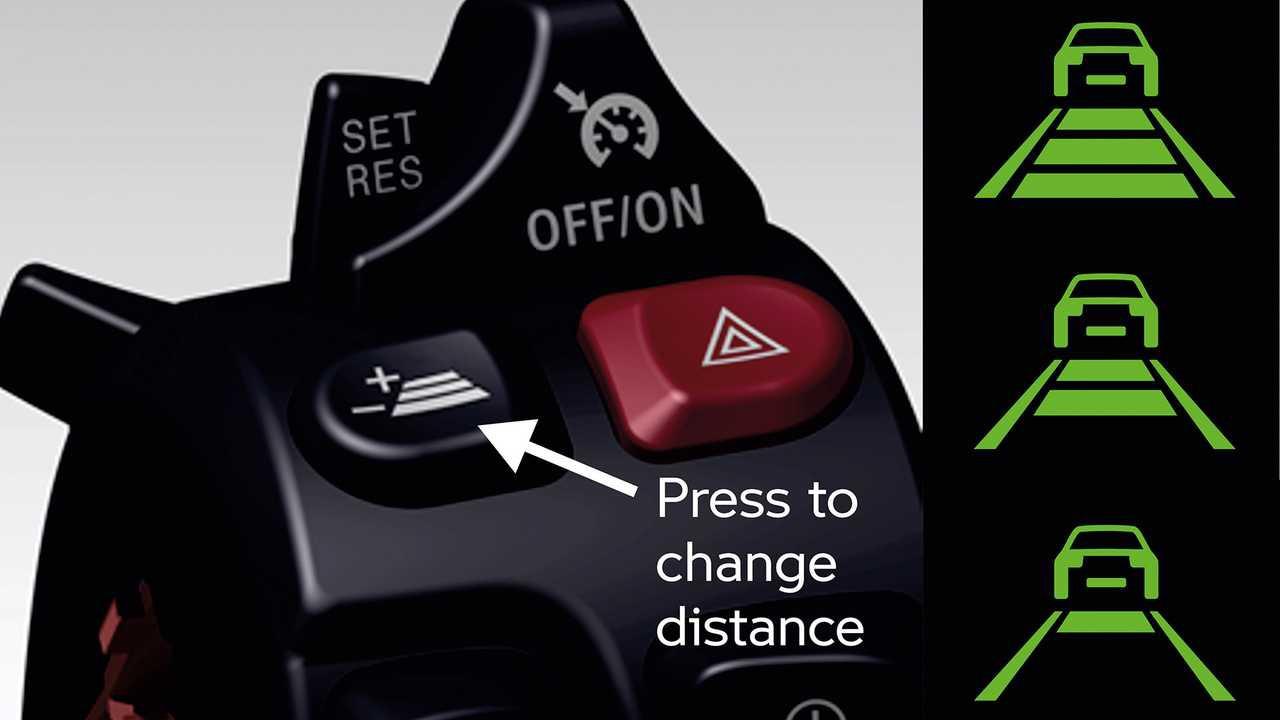Активный круиз-контроль появится и на мотоциклах BMW