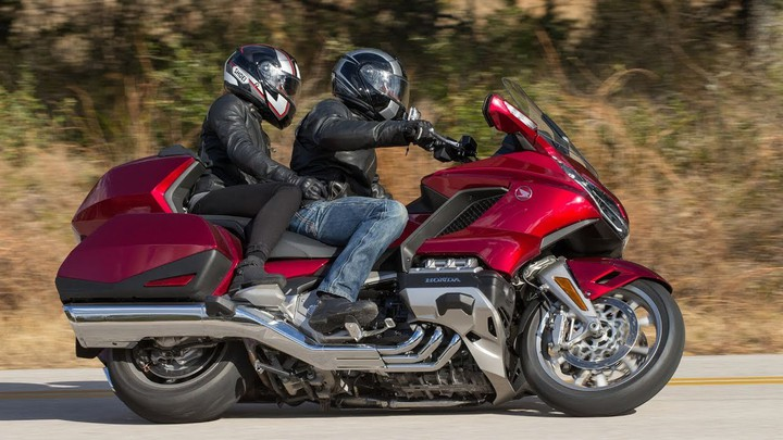 2018 Honda Gold Wing Tour First Ride Review