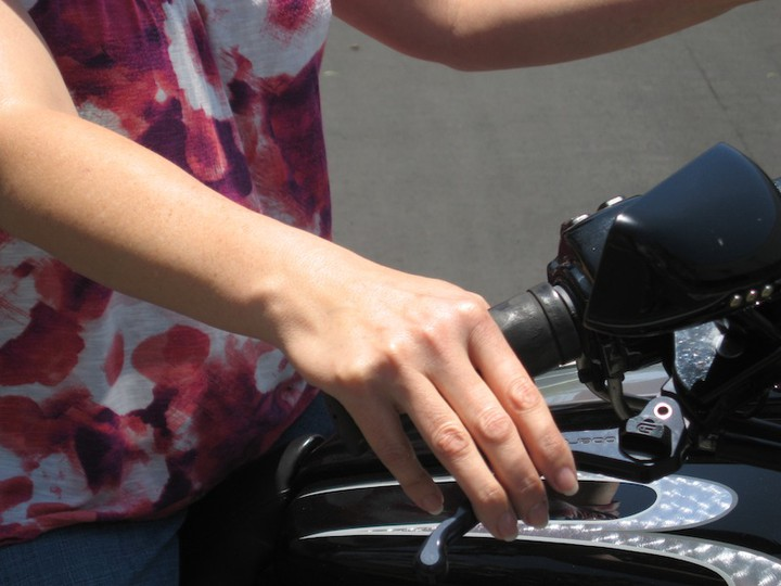 Clutch and brake levers for small hands