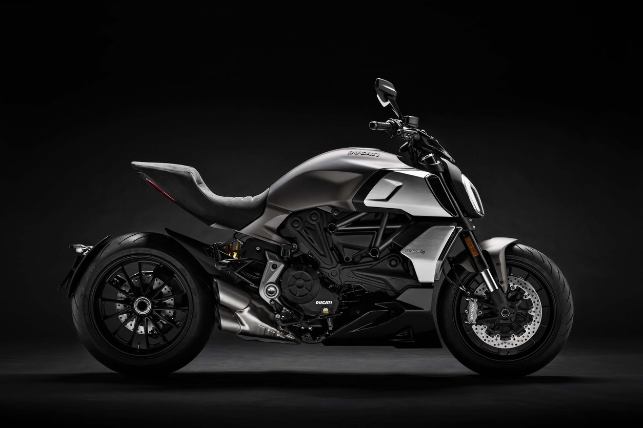 Ducati Diavel 1260 признали шедевром