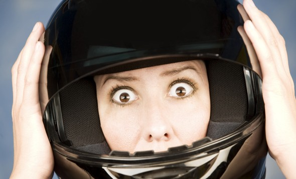 How to overcome FEAR when learning to ride a motorcycle