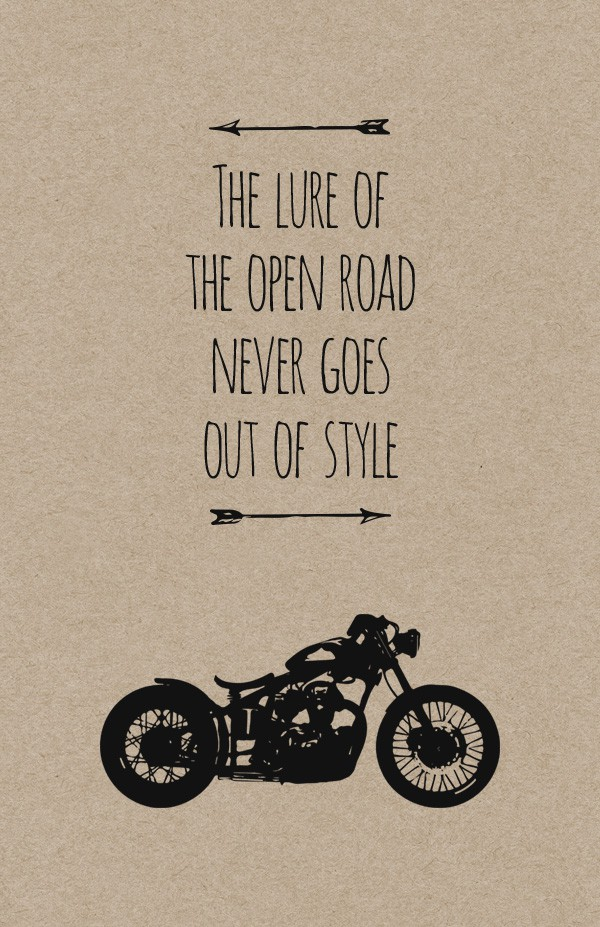 The Lure of the Open Road
