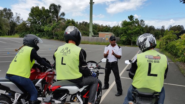 Why do novice riders stop riding?