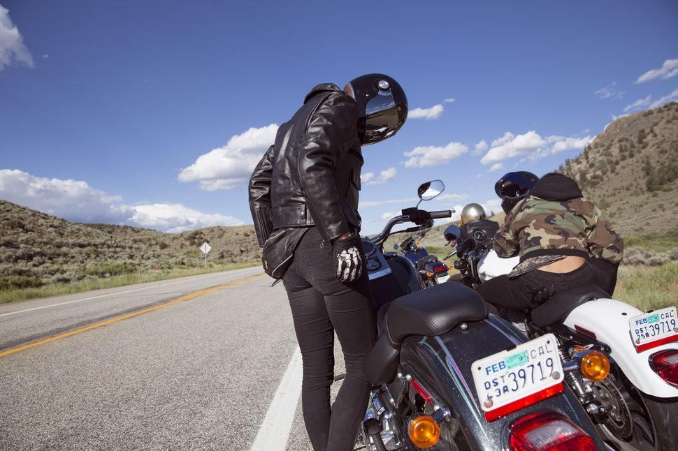 Кому вы бы доверили мотоцикл?
