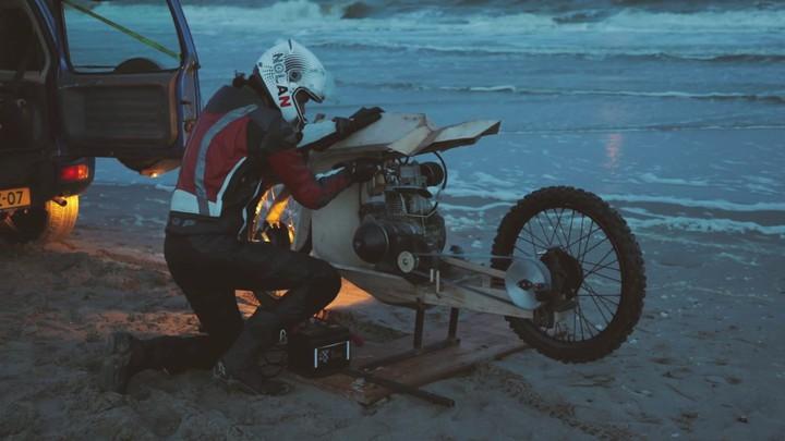 Самый экологичный мотоцикл