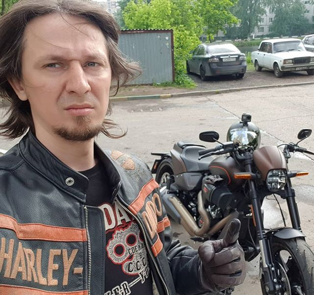 Мотоблогер Болт погиб в ДТП