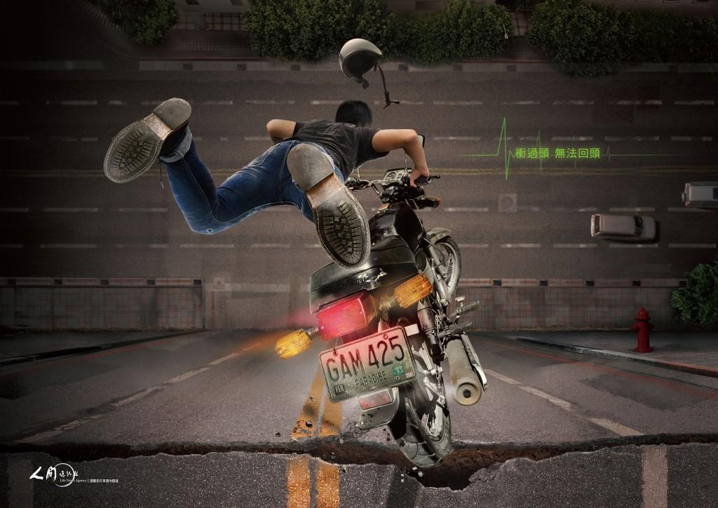 Законы Мёрфи для мотоциклистов (ч.6)