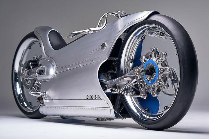 Fuller Moto: Majestic 2029