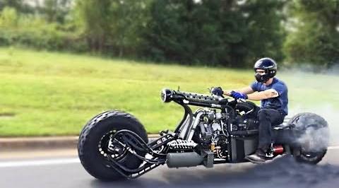 10 адских мотоциклов о которых вы не знали