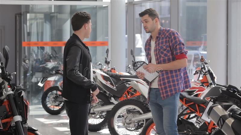 Как вы обычно продаёте мотоцикл?