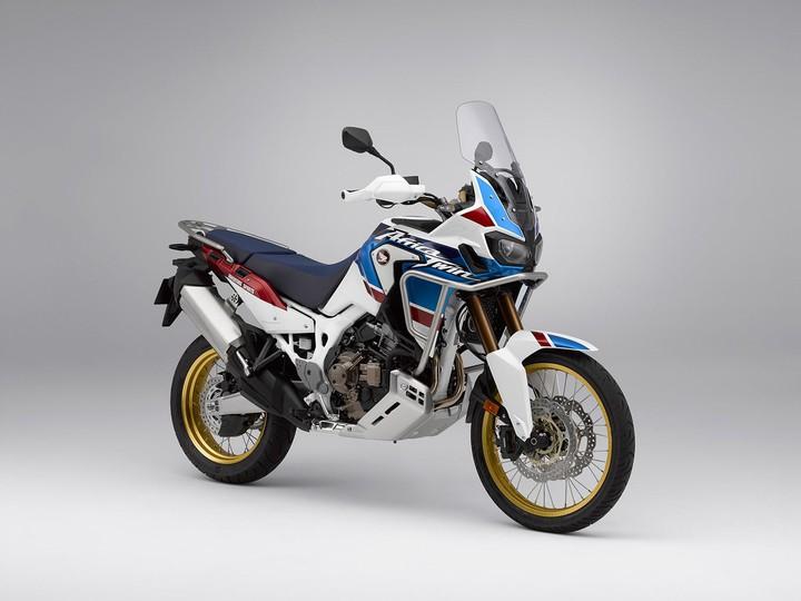 Honda запатентовала CRF1100L Africa Twin