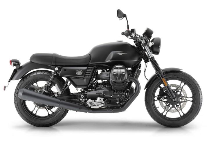 Обзор Moto Guzzi V7 III Stone
