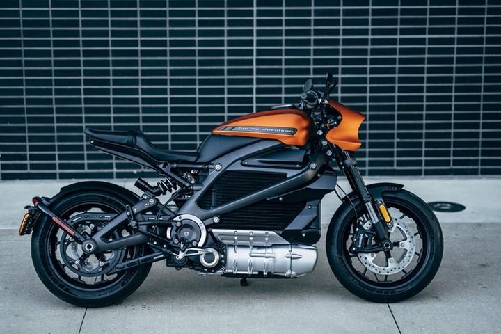 Harley-Davidson остановил выпуск LiveWire