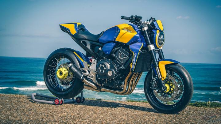 12 крутых кастомов на базе Honda CB1000R Neo Sports Café