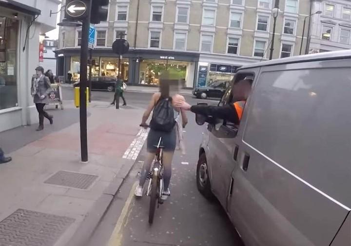 Месть велосипедистки