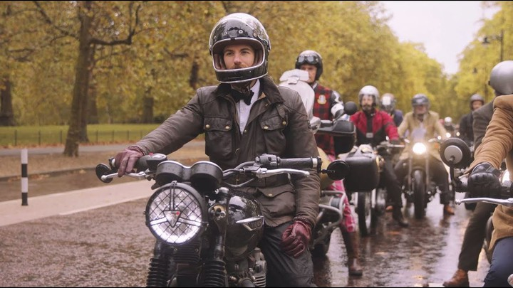 2019 London Distinguished Gentleman's Ride