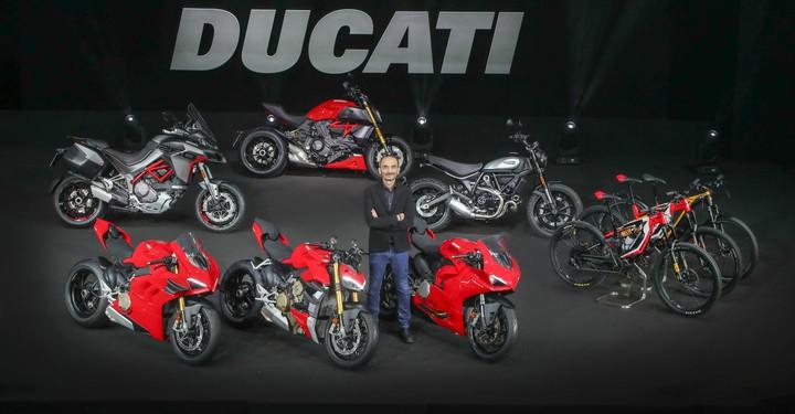 Ducati показала мотоциклы 2020 года