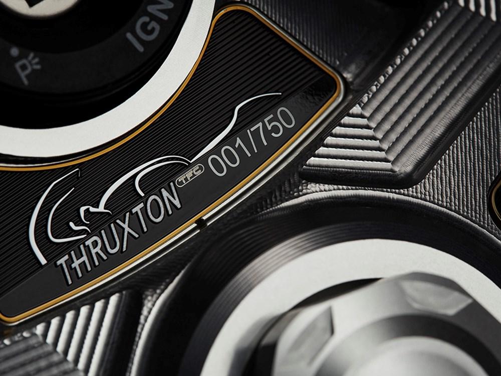 Компания Triumph показала новый Rocket III