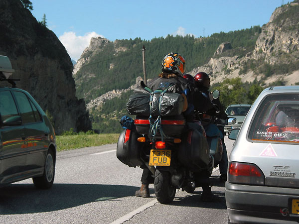 Tips for Safety for Motorcycle Riders #9