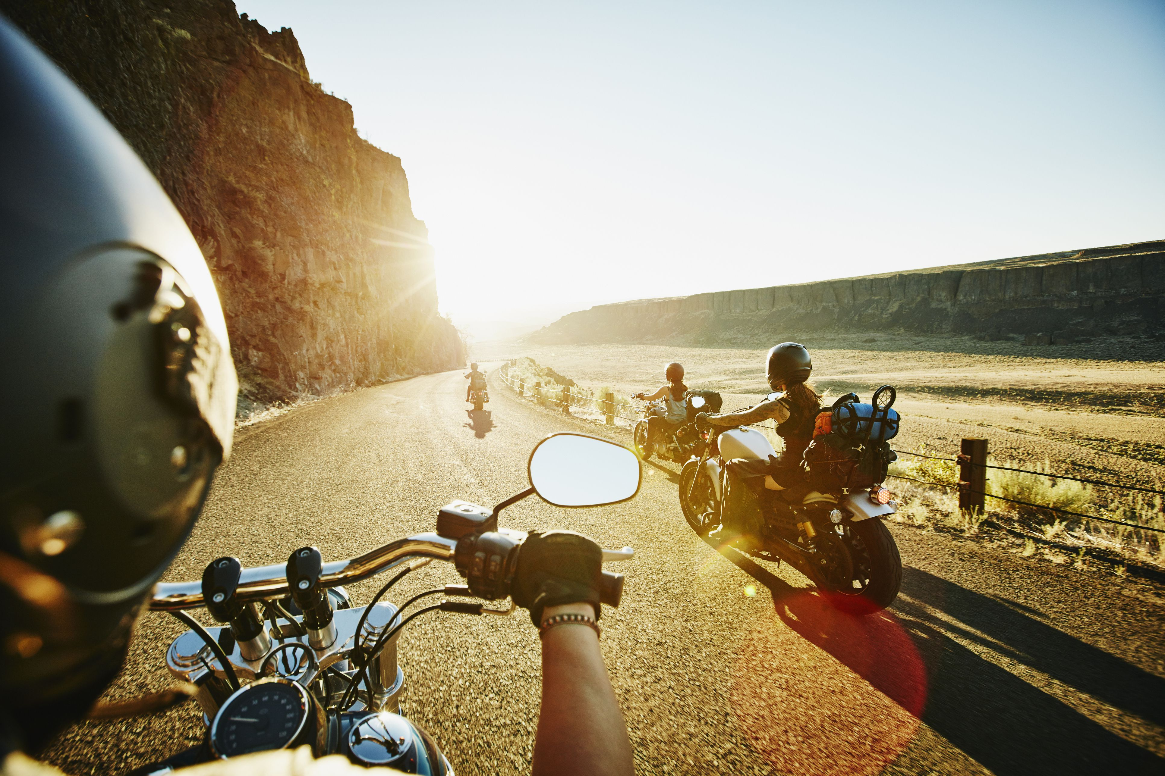 10 Reasons To Be With A Biker