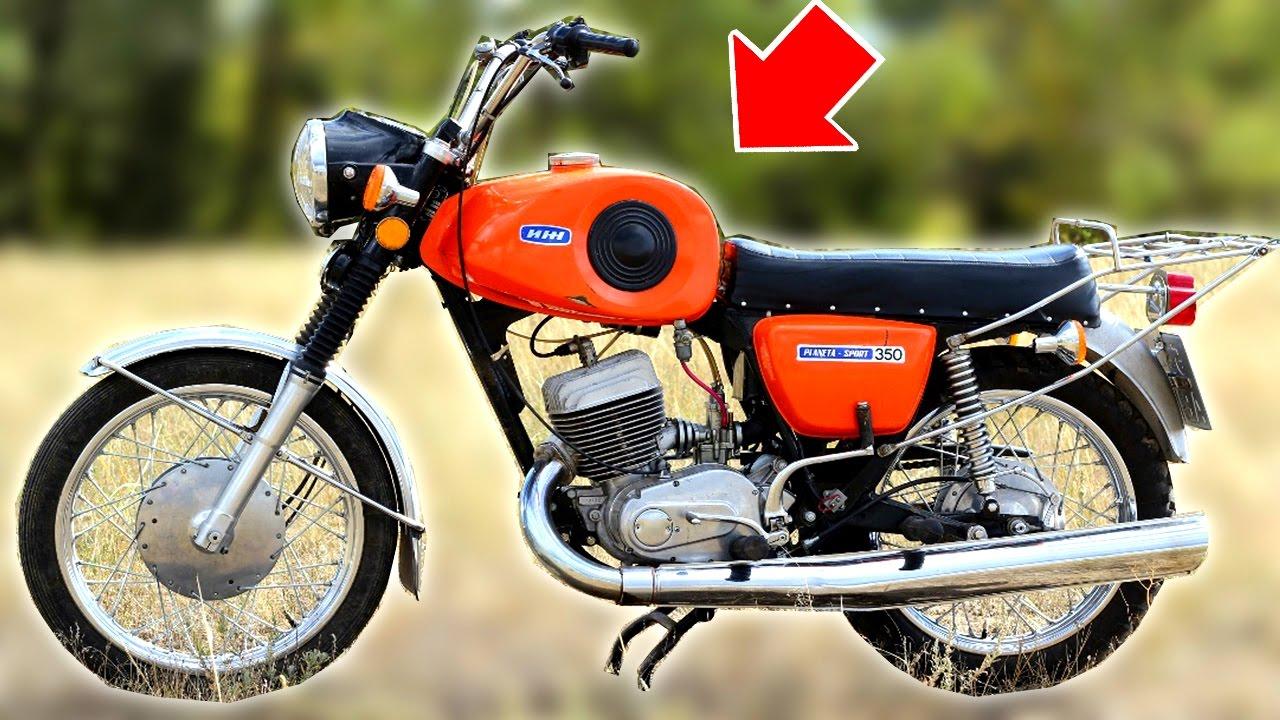 10 забытых мотоциклов СССР